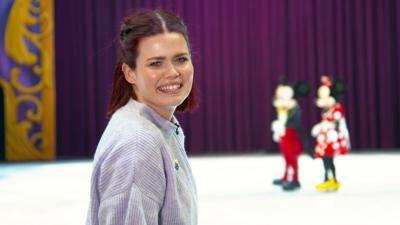 Blue Peter - Disney On Ice: Behind the scenes