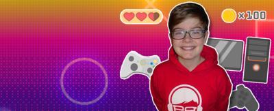 Ethan Gamer.