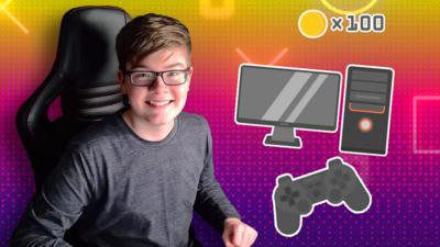Blue Peter - Ethan Gamer rates your game ideas