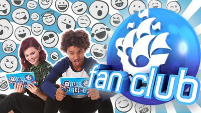 Blue Peter - Join the Blue Peter Fan Club!