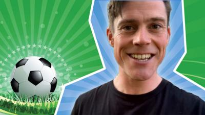 Blue Peter - Footie tricks to learn at home