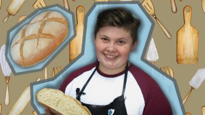 Blue Peter - Fin's brilliant bread recipe