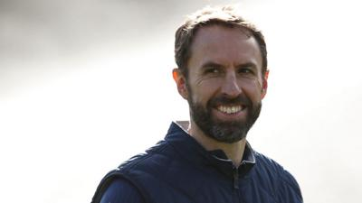 Blue Peter - Gareth Southgate's 'Dream Team'
