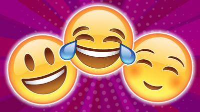 Blue Peter - Quiz: Which happy emoji are you?