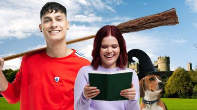 Blue Peter - How should you celebrate Harry Potter Night?