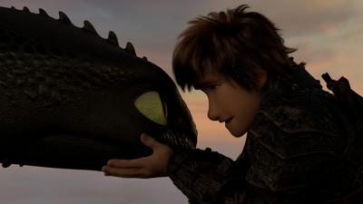 Blue Peter - How To Train Your Dragon questions