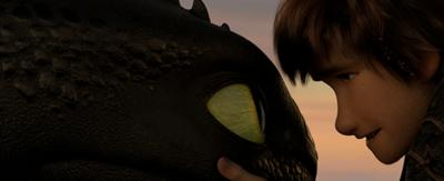 Pair from How To Train Your Dragon.