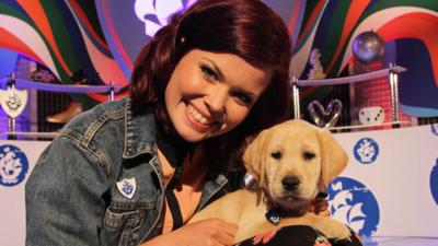 Blue Peter - Guide Dog Iggy's Best Bits