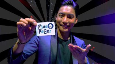 Blue Peter - Incredible Blue Peter Card Trick