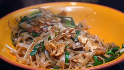 Blue Peter - Jeremy Pang's Tofu Pad Thai