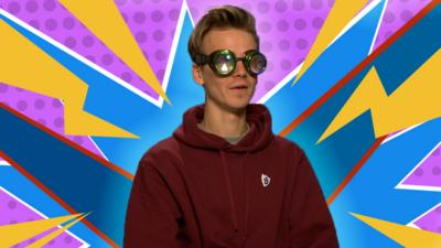 Blue Peter - Joe Sugg plays UFO