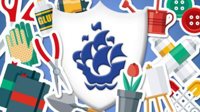 Blue Peter - How are you keeping entertained in lockdown?