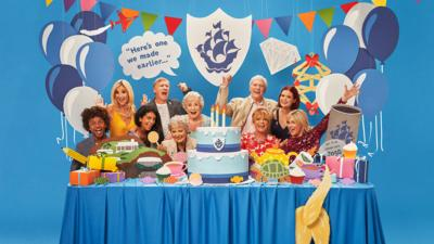 Blue Peter - History of Blue Peter Presenters