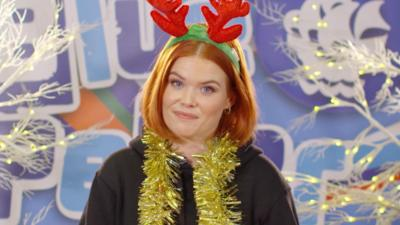 Blue Peter - How to have a GREEN Christmas