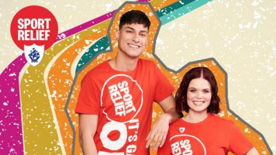 Blue Peter - Tell us what you're doing for Sport Relief