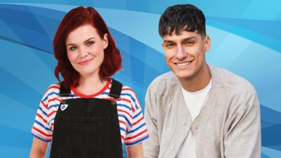 Blue Peter - Are you like Lindsey or Richie?