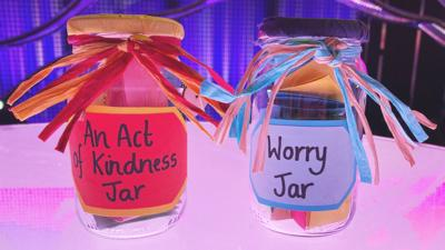 Blue Peter - Make your own kindness and worry jars