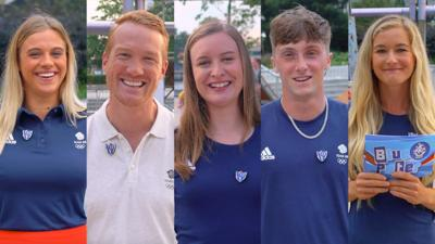 Blue Peter - Meet these awesome sport stars