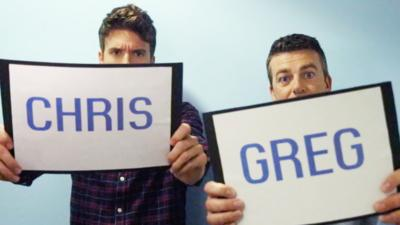 Blue Peter - Greg James and Chris Smith: Most likely to...