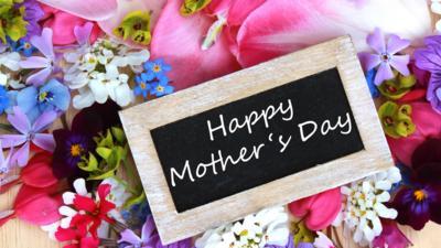 Blue Peter - Mother's Day poem generator