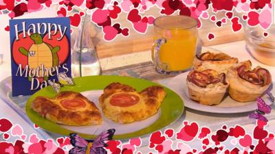 Blue Peter - Breakfast for a loved one