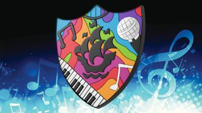 The all new Music Badge.
