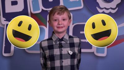 Blue Peter - Ned Woodman on the things that kids hate!