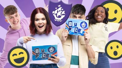 Blue Peter - Blue Peter Fan Club