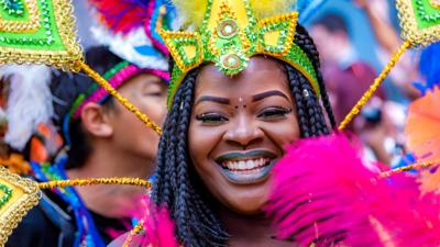 Blue Peter - The Notting Hill Carnival quiz