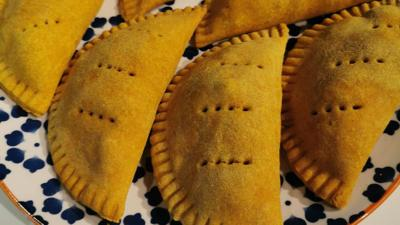 Blue Peter - How to make: Omari's Jamaican Patties