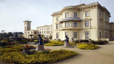 View of Osborne House
