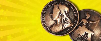 an old coin.