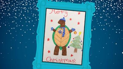 Blue Peter - Blue Peter's Christmas Post of the Week