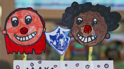 Blue Peter - Post of the Week: Red Nose Day special