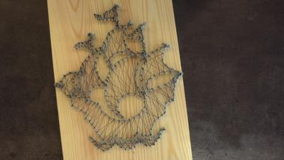 Blue Peter - Post of the Week: String Ship