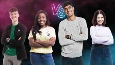 Blue Peter - Your dream head to head challenge