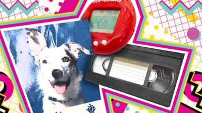 Blue Peter - Quiz: Do you know this stuff from the 90s?