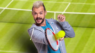 Blue Peter - Would you win Wimbledon?
