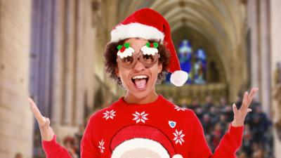 Blue Peter - What's your favourite Christmas memory?
