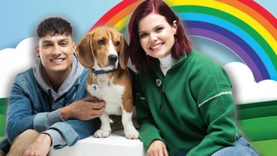 Blue Peter - Show us your rainbows!