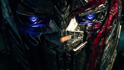 Blue Peter - Transformers stars answer random questions