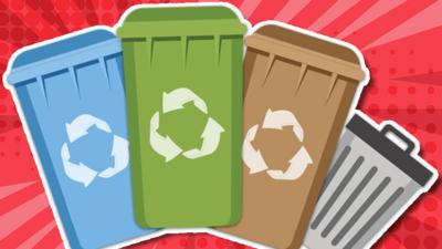 Blue Peter - Going Green: The recycling quiz