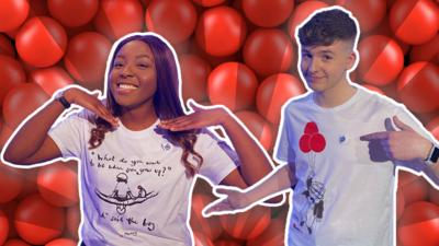 Blue Peter - What are you doing for Comic Relief?