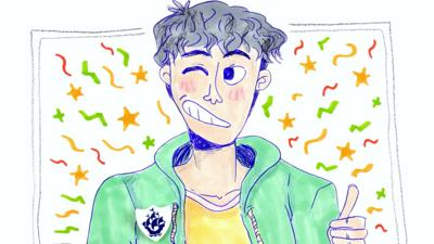 Blue Peter - Draw My Life: Richie