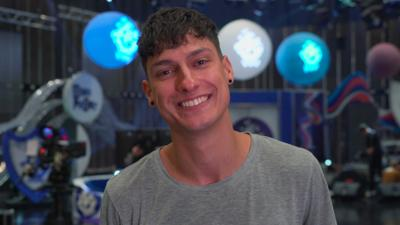 Blue Peter - Meet Richie in a minute