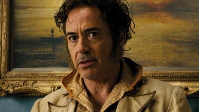 Blue Peter - Robert Downey Jr tries an animal quiz!