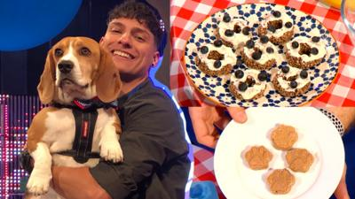 Blue Peter - Doggy Doughnuts and Peanut Butter Bites