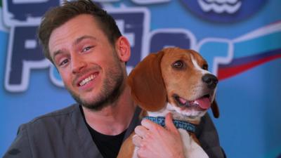 Blue Peter - Rory's doggy challenge