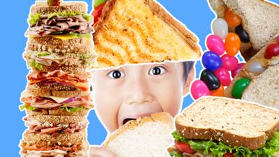Blue Peter - Quiz: How do you feel about sandwiches?