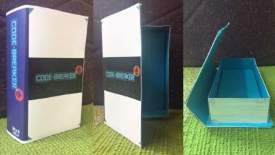 Blue Peter - Make an amazing book of secrets!